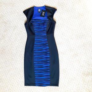 Beautiful JAX fitted brand new dress size 2